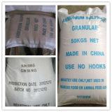 Sulfato do amónio granulado nas agriculturas