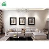L sofá del diseño moderno del estilo de la dimensión de una variable