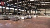Gauffreuse électrique commerciale d'acier inoxydable avec le certificat de la CE