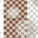 100%Polyester Zerstreung des Löwenzahn-3D druckte Gewebe für Bettwäsche-Set