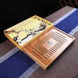 Teaboard di bambù del cassetto di tè dell'insieme di tè della Cina Kongfu