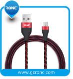 공장 도매 1m 2m 2.0마리의 충전기 케이블 USB 인조 인간 케이블