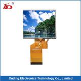 3.5 ``抵抗の接触パネルとの320*240 TFT LCDの解像度の高い明るさ