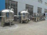 天然水の水処理装置