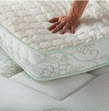 供給折る学生のベッドのマットレス、メモリ泡のマットレス1.2m /18m