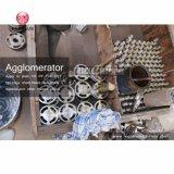 Agglomerator를 가진 PP PE 작은 알모양으로 하기 기계