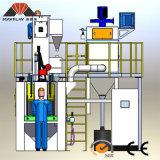 Поверните поворотный тип таблицы дробеструйная очистка машины, модель: Mst4-80L2-2