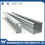 良質のアルミニウム支柱チャネルCチャネルのCorrorionの抵抗力がある軽い鋼鉄