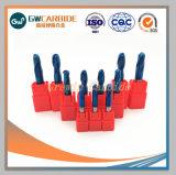 Machines-outils carbure de tungstène fin Mills