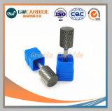 Bave rotative solide del carburo di tungsteno di Grewin per le macchine utensili