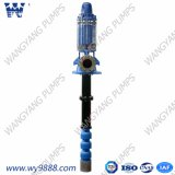 Turbina Vertical Line-Shaft pozo profundo bomba de agua centrífuga