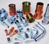 Raccord de flexible hydraulique de haute qualité le flasque
