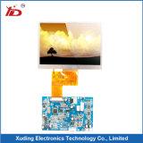 漢字が付いているLCM/LCDのドットマトリックスLCDスクリーンはFSTNの灰色のフィルムをする