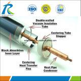 58mm pressurizado 1800mm do tubo de calor solar tubos a vácuo para a Índia