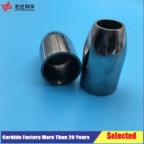 carburo de tungsteno Yg6 Los casquillos de apoyo para componentes de desgaste