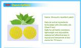 Repelente natural de controle de pragas Patch citronella