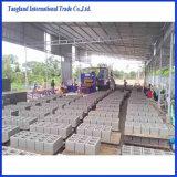 Vente semi-automatique de machine de fabrication de brique Qt5-15 dans le Nigéria/la machine de brique de /Vacuum Etruder de machine extrudeuse de vide/extrudeuse de vide/extrudeuse à deux étages de vide