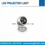 12W景色のための屋外IP65 LEDの庭ライトスポットライト