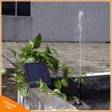 مصغّرة [سلر بنل] نافورة [9ف] [2.5و] شمسيّ حديقة بركة منظر طبيعيّ [وتر بومب] زخرفيّة