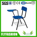Einfacher Entwurfs-Trainings-Stuhl-Kursteilnehmer-Stuhl mit Schreibens-Auflage (SF-12F)