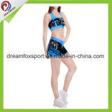 Los uniformes de encargo del Cheerleading sublimaron las medias del desgaste de la práctica del Cheerleading de la impresión