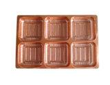 Plastique de haute qualité de Fast Food bac Comtainer machine de formage sous vide