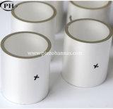 Nuevo tubo de cerámica piezoeléctrica Forma