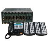 Système neuf de PABX PBX de motel d'hôtel avec le logiciel Tp256-16160 de facturation