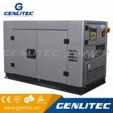 EV80ディーゼル機関を搭載するChangchai元の10kVAの無声発電機