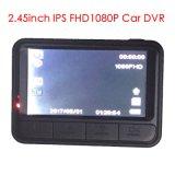 """최신 판매 2.45 """" Ntk96220를 가진 HD1080p 차 사진기; G 센서; WDR; 야간 시계 기능 DVR-2450"""