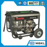 De eerste 6kw Diesel die van de Stroom de Vastgestelde Generator van de Magneet van de Leverancier van de Levering van de Stroom Ervaren Betrouwbare Permanente produceren