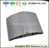 Profil en aluminium/aluminium Extrusion Rue lumière à LED avec la norme ISO9001 certifié