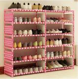 Башмак кабинета обувь стоек для хранения большого объема домашней мебели DIY простой переносной колодки для установки в стойку (ПС-06A)