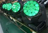 luz principal móvil del ojo LED de la abeja 19X15W