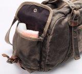 Vintage-Olhar o saco de mão lavado especial da lona