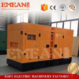 gruppo elettrogeno diesel 100kw alimentato dal motore diesel con Ce