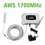 Il ripetitore mobile pieno del segnale del telefono delle cellule del ripetitore del segnale di Aws 1700MHz dell'insieme per 3G 4G si dirige l'uso
