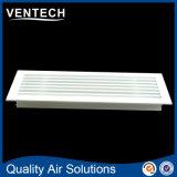アルミニウムHVACシステム線形空気アウトレットのグリル、エアコン棒グリル