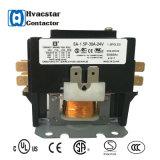Contactor definido de la CA del DP del contactor 1.5 P 30AMPS 480V del propósito