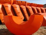 Barriera di galleggiamento della boa marina