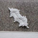 Coin de moulage d'unité centrale et décor Hn-8256X de plafond de polyuréthane de bâti