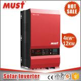 Invertitore solare del mosto per grande potere 8kw 10kw 12kw per il sistema solare
