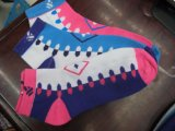 De Sokken van de grote Lage Dames van de Prijs Wholesales Goedkope met de Ontwerpen van de Manier van Nice