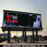 광도 6500CD Saveing 에너지 50% 전시를 광고하는 P6 풀 컬러 옥외 LED