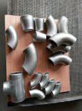 6061의 6063의 T6 알루미늄 팔꿈치, 알루미늄 팔꿈치 관 이음쇠, Alu Shipuilding 이음쇠