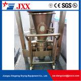Alto polvo eficiente del lecho fluidificado, secador del gránulo