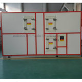 Unidade solvente da recuperação de NMP para a produção da bateria de lítio