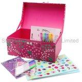 선물을%s 서류상 선물 상자 또는 보석함 또는 관례 크기 상자