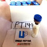 Polipéptidos PT-141 (Bremelanotide) del Bodybuilding para el tratamiento sexual de la disfunción