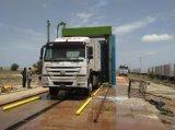 Máquina automática da lavagem do barramento e do caminhão para o equipamento limpo